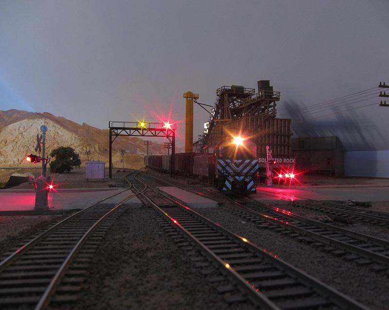 John R Signor S Southern California Railway